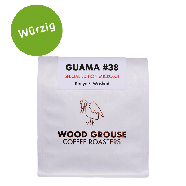 Wood Grouse Guama #38 Filter