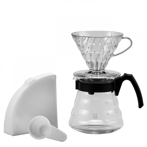 Hario Craft Coffee Maker - V60 Starter-Set